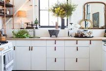 Kitchen inspiration / by Emily Bickerton