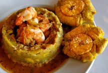 Puerto Rican cuisine / by Yolanda Burgos-Olinger