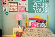 Maddie's big girl room / by Andrea Taylor-Marshall