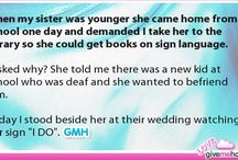Inspirational Love Stories from Love Gives Me Hope / by OMG Facts