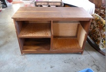 Furniture Makeovers!!! / by Gail Herrington