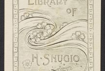 Bookplates / by Smithsonian's Archives of American Art