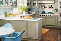 Kitchen Ideas / by Cara Rich