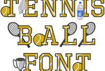 Tennis! / by Sandy Shiflett