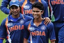 Cricket News in Hindi   / by Pooja Rajput