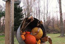 i love autumn / by Jackie Arwood