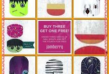 Jam-a-lama / Jamberry Nail Wraps  lauracochran.jamberrynails.net / by Laura Cochran