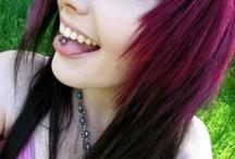 Leda♥ (Hair Idol) / by Amanda Rabourn