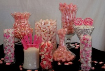 Pink Candy Buffet / by Candy Galaxy