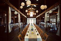 wedding luncheon and dessert / by LAURYN MORRIS