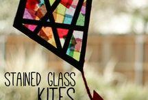 Kids crafts / by Sandra O'Neill