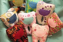 Artisan Crafts~Sewing and Fabric / by Ephphatha