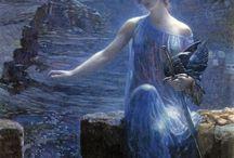 Pre-Raphaelite Movement / by Carina Case