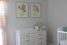 Baby/Kid's Room / by Ashley Murphy