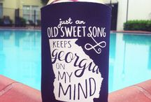Coozie Floozy. / by Mis Watson