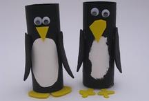 1 January - Penguins / by Kindergarten Lifestyle