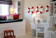 Nautical Nursery / by BabyBox.com Luxury Baby Gifts and Furnishings