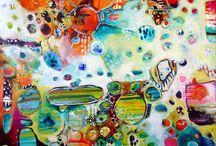 Art ~ Mixed Media / by Nancilee Jeffreys Iozzia