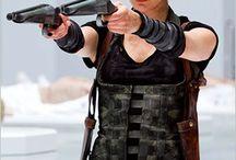 Milla Jovovich / by Cheryl VanGuilder