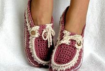Slippers I want to make / by Snappy Tots