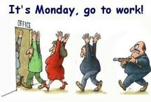 its Monday? / by Brenda Westberry