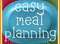 Easy Meal Planning / by Kimberlee Stokes