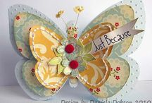 Shape Card Inspiration / by Terri Moore