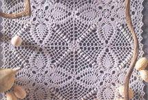 cuadros y muestras de tejido / by maria ines espino guzman
