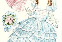 Paper Dolls / by Susie Wlotkowski