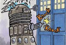Hello, I'm The Doctor. / by MaryLynn Bennett