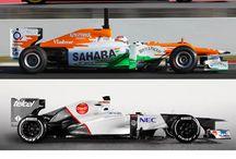 Formula 1 / by Patrick Sawler