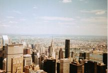 NYC / by Malou van der Tas