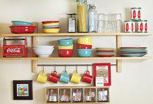 my vintage/modern kitchen / by Brianna Holifield