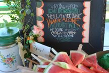 Weddings - Picnic / Picnic Wedding Style  / by Wedding and Event Institute