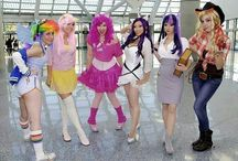 Cosplay ideas / by Kat B