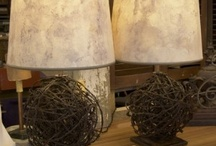 Home~Lamps and Lighting / by Kris .