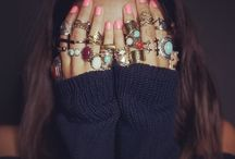 Jewelry  / by Ashley Bustamante