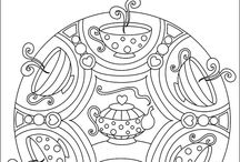 Colouring Pages / by Mumtopia
