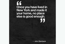 NYC Quotes & Signs / by Suitey NYC