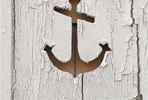 Anchored / by Leann Baker