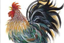 Chickens & Roosters / by Judi Thacker