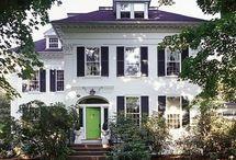 Home Sweet Home  / Dream Home Design Ideas  / by Katie Bonnecaze