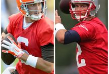 NFL Quarterbacks / Top quarterback news, controversies, and battles in the NFL.  / by CBS Sports