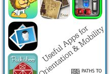 apps for o&ms / by Alecia Self