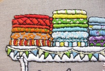 embroidery / by Katie Loucks