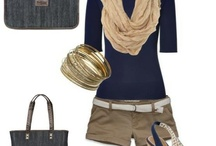 A girls best friend ( clothes, shoes, & bags) / by Evelyn Jenkins