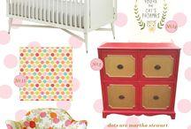 Nursery Ideas / by Patricia Horn