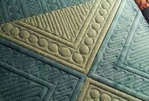 """Quilting - Quilt Designs / """"To everything there is a season...a time to rend and a time to sew"""" (Ecc. 3:7) """"My transgression is sealed up in a bag, and Thou sewest up mine iniquity."""" (Job 14:17) / by Rebekah Schrepfer"""