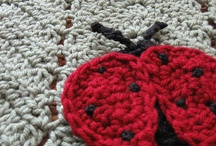Crocheting / by Valerie Barcomb