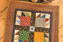 traditional quilts / by Lisa Bongean